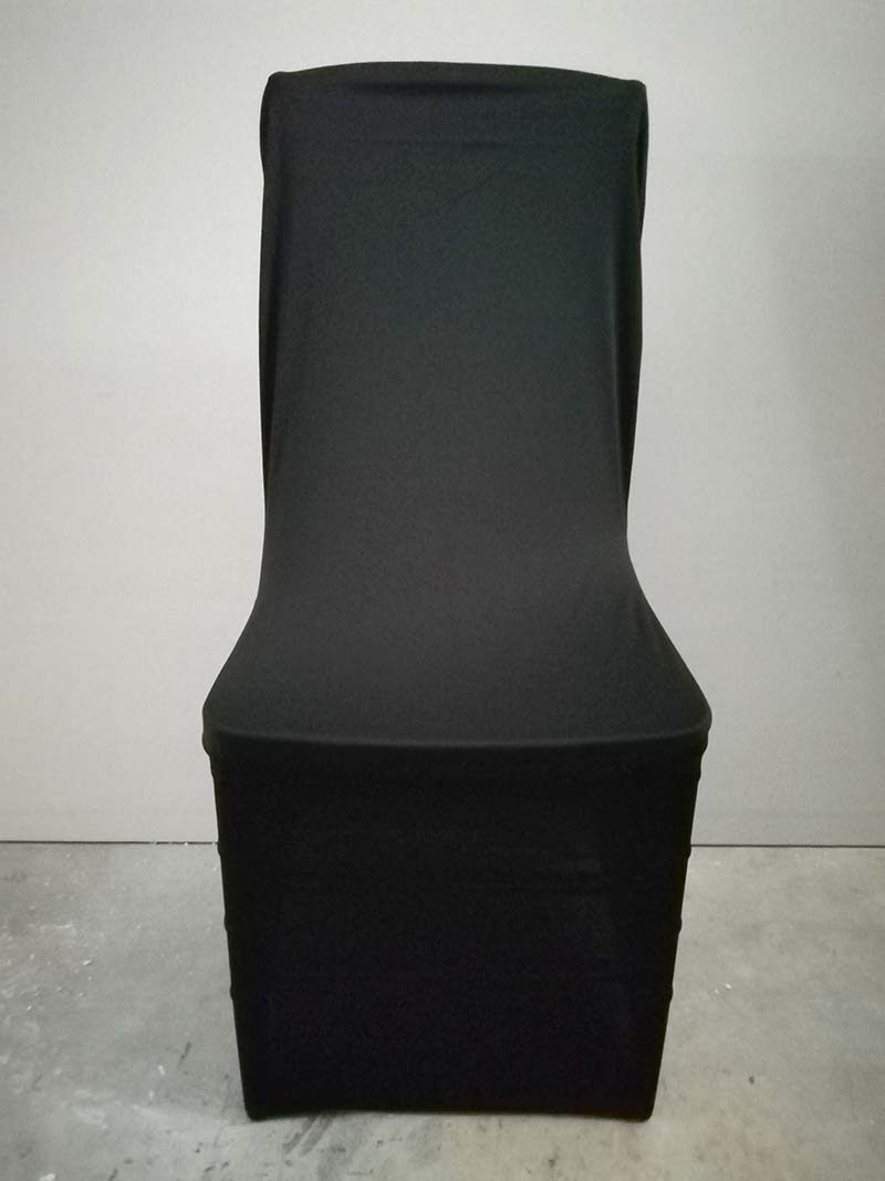 stretch decor black product cover chair covers